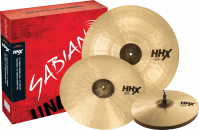 PACK SABIAN HHX COMPLEX PERFORMANCE (H15/C19/R22)
