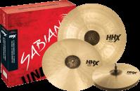 PACK SABIAN HHX COMPLEX PERFORMANCE (H15/C19/R22)