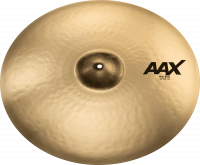 RIDE SABIAN 22 AAX THIN BRILLANT