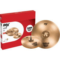 "PACK SABIAN B8X 2-PACK (14""/18"")"