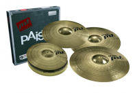 PACK PAISTE PST 3 UNIVERSAL SET (H14/C16/R20) + CRASH 18