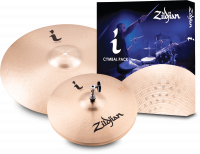 PACK ZILDJIAN I ESSENTIAL (H14/CR18)