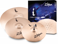 PACK ZILDJIAN I ESSENTIAL PLUS (H13/C14/CR18)