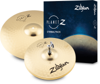 PACK ZILDJIAN PLANET Z (H13/C16) - 2020