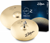 PACK ZILDJIAN PLANET Z (H14/C18) - 2020