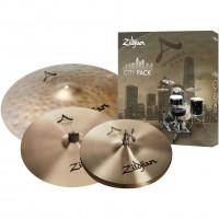 PACK ZILDJIAN A SERIE CITY