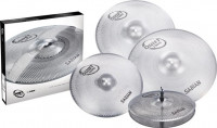 PACK SABIAN QUIET TONE (14/16/18/20)