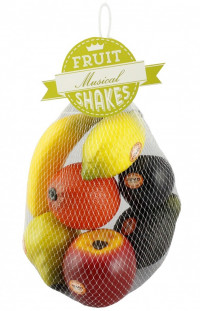 SHAKER REMO FRUIT - ENSEMBLE 7 FRUITS