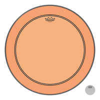 REMO POWERSTROKE III 18 COLORTONE ORANGE - GROSSE CAISSE