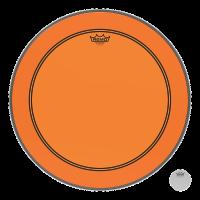 REMO POWERSTROKE III 20 COLORTONE ORANGE - GROSSE CAISSE