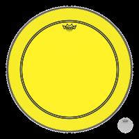 REMO POWERSTROKE III 20 COLORTONE YELLOW - GROSSE CAISSE