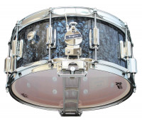 ROGERS DYNA-SONIC 14X6.5 No37BP BLACK PEARL - BEAVERTAIL