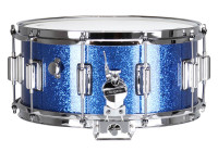 ROGERS DYNA-SONIC 14X6.5 No37 BLUE SPARKLE - LIMITED EDITION
