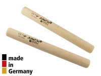 ROHEMA 61803 CLAVES HETRE 17.5X1.7CM NATUREL
