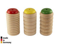 ROHEMA 61808 SET 3 SCRAPY SHAKERS