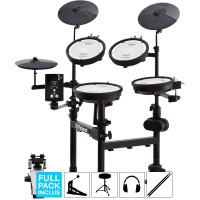 ROLAND TD-1KPX2 V-DRUM PORTABLE FULL PACK