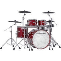 ROLAND VAD-706-GC V-DRUMS ACOUSTIC DESIGN GLOSS CHERRY