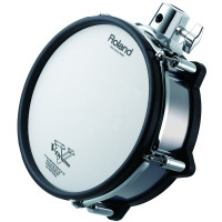 "ROLAND PD108BC VPAD 10"" METAL GREY"