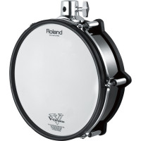 "ROLAND PD128BC VPAD 12"" METAL GREY"