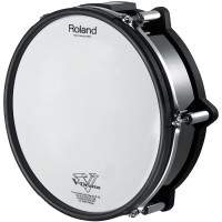 "ROLAND PD128S-BC V-SNARE 12"" METAL GREY"