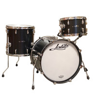 "LALITE ROMANE ÉRABLE SERIE 18""/3PCS BLACK SATIN MAPLE"