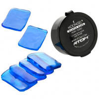 RTOM MOONGEL MG6 ATTENUATEURS D'HARMONIQUES (X6) BLUE