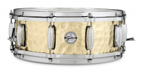 GRETSCH FULL RANGE14X05 POLISHED BRASS HAMMERED