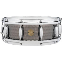 GRETSCH FULL RANGE14X05 BLACK STEEL HAMMERED