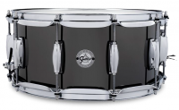 GRETSCH FULL RANGE14X06.5 BLACK NICKEL OVER STEEL