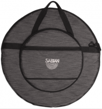 SABIAN C24HBK HOUSSE CYMBALES 24 HEATHERED BLACK