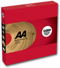 PACK SABIAN AA PERFORMANCE (H14/C16/R20)