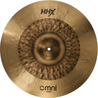 CRASH RIDE SABIAN 19 HHX OMNI