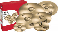 PACK SABIAN XSR COMPLETE (H14/C16/C18/R20/CH18/SP10)