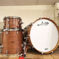 DESTOCKAGE LALITE LELA BUBINGA NATURAL FINISH