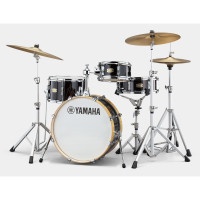 "YAMAHA STAGE CUSTOM HIP 20""/4PCS RAVEN BLACK"