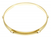 "SPAREDRUM H23106BR CERCLE 10"" / 6 TIRANTS TRIPLE FLANGE GOLD 2,3mm"
