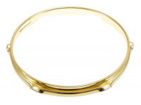 "SPAREDRUM H23106SBR CERCLE 10"" / 6 TIRANTS - TIMBRE - TRIPLE FLANGE GOLD 2,3mm"
