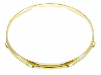 "SPAREDRUM H23128SBR CERCLE 12"" / 8 TIRANTS -TIMBRE - TRIPLE FLANGE GOLD 2,3mm"