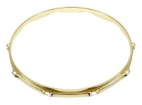 "SPAREDRUM H231410BR CERCLE 14"" / 10 TIRANTS TRIPLE FLANGE GOLD 2,3mm"