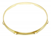 "SPAREDRUM H23148BR CERCLE 14"" / 8 TIRANTS TRIPLE FLANGE GOLD 2,3mm"