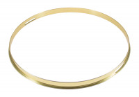 "SPAREDRUM HSFB2314SBR CERCLE 14"" TIMBRE SIMPLE FLANGE 2,3mm LAITON - GOLD"