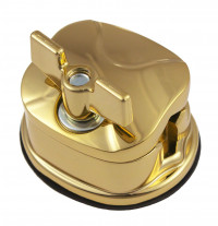 SPAREDRUM TB9 COQUILLE PIED TB DELUXE GOLD 9,5mm À 12,7mm (X1)