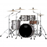 "MAPEX SATURN EVOLUTION 20""/4PCS METAL GREY"