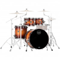 "MAPEX SATURN EVOLUTION 20""/4PCS EXOTIC SUNBURST"
