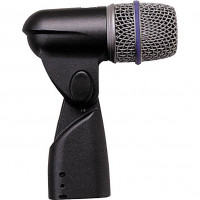 SHURE BETA 56 MICRO C. CLAIRE/TOM
