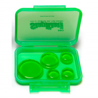 SLAPKLATZ PACK PRO (X10) ATTENUATEURS ALIEN GREEN