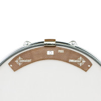SNAREWEIGHT M80 LARGE LEATHER DAMPER BROWN