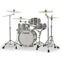 "SONOR AQ2 SAFARI 16""/4PCS TITANIUM QUARTZ"