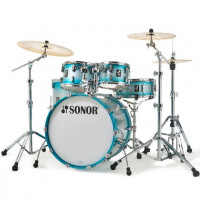"SONOR AQ2 STAGE 22""/5PCS AQUA SILVER BURST"