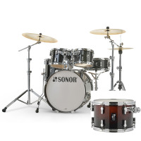 "SONOR AQ2 STAGE 22""/5PCS BROWN FADE"